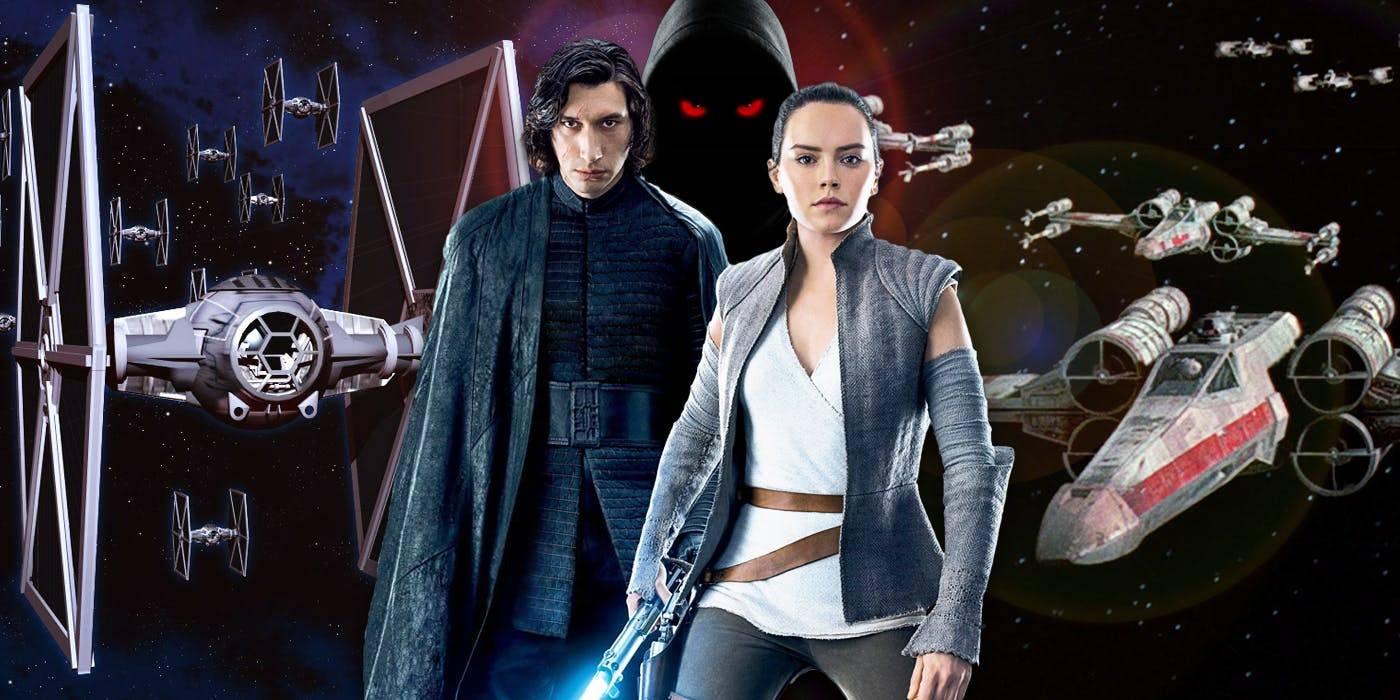 Слух дня: утечка концепт-артов в девятому эпизоду «Звёздных войн»