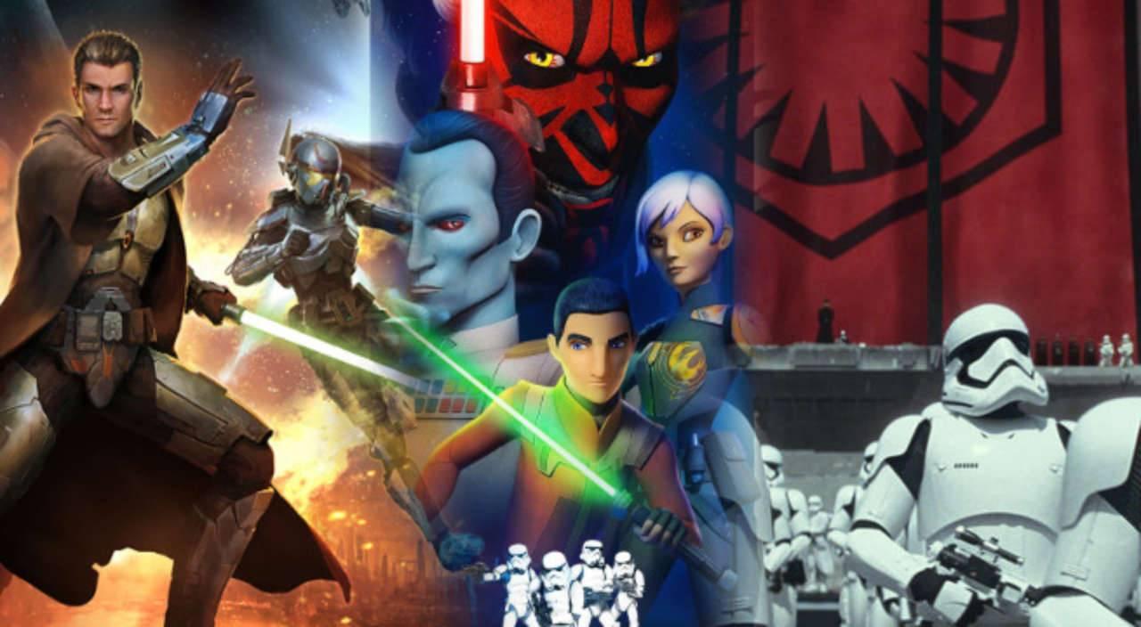 Слух дня: Disney анонсирует третий сериал по «Звёздным войнам»на Star Wars Celebration 2019