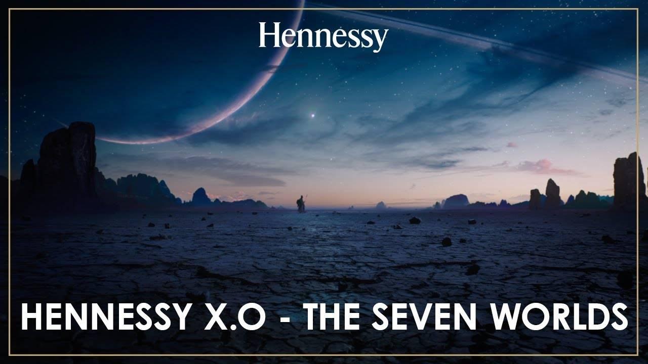 Короткометражка: The Seven Worlds —изумительно красивая реклама коньяка от Ридли Скотта