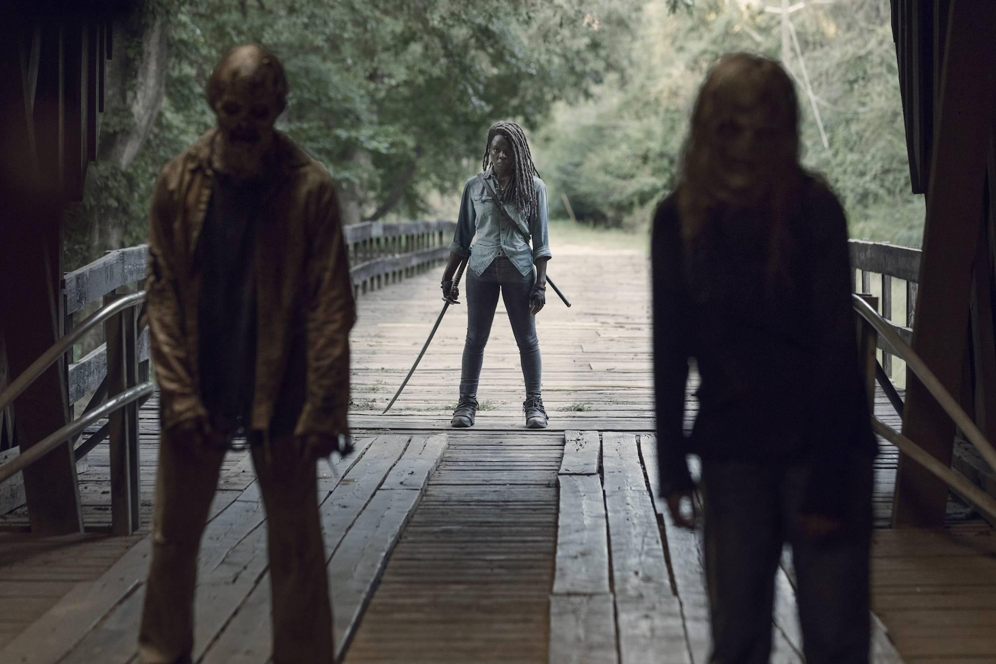 AMC продлил «Ходячих мертвецов» на десятый сезон. 6
