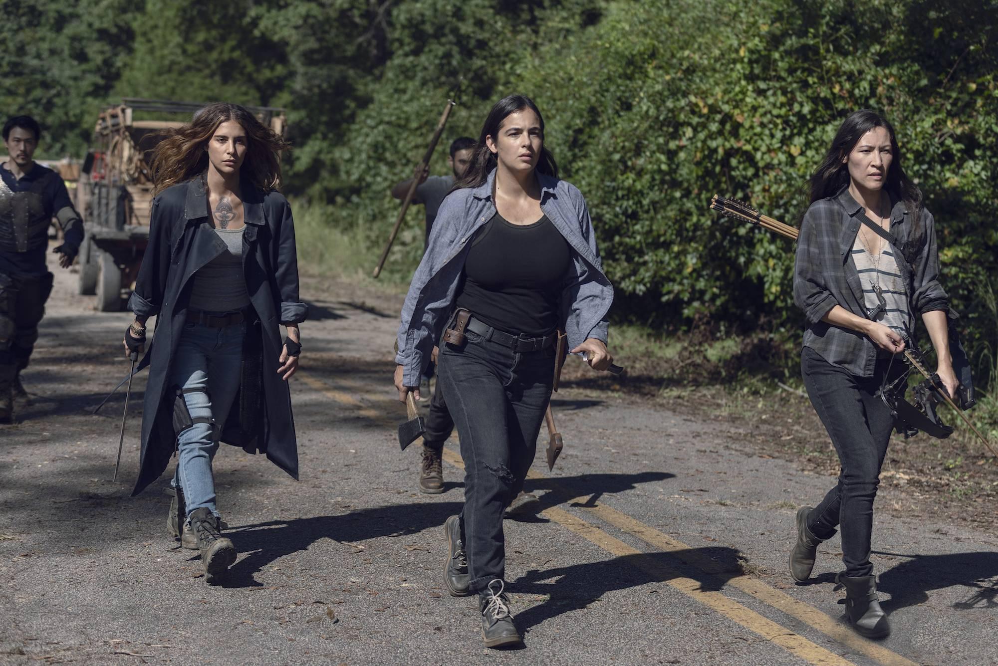 AMC продлил «Ходячих мертвецов» на десятый сезон. 1