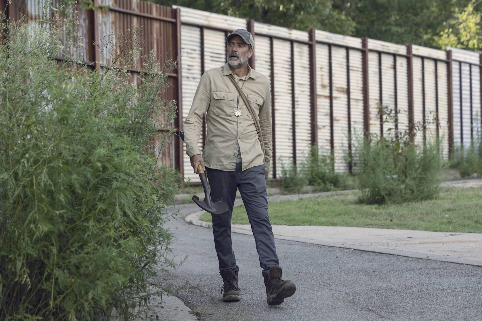 AMC продлил «Ходячих мертвецов» на десятый сезон. 7