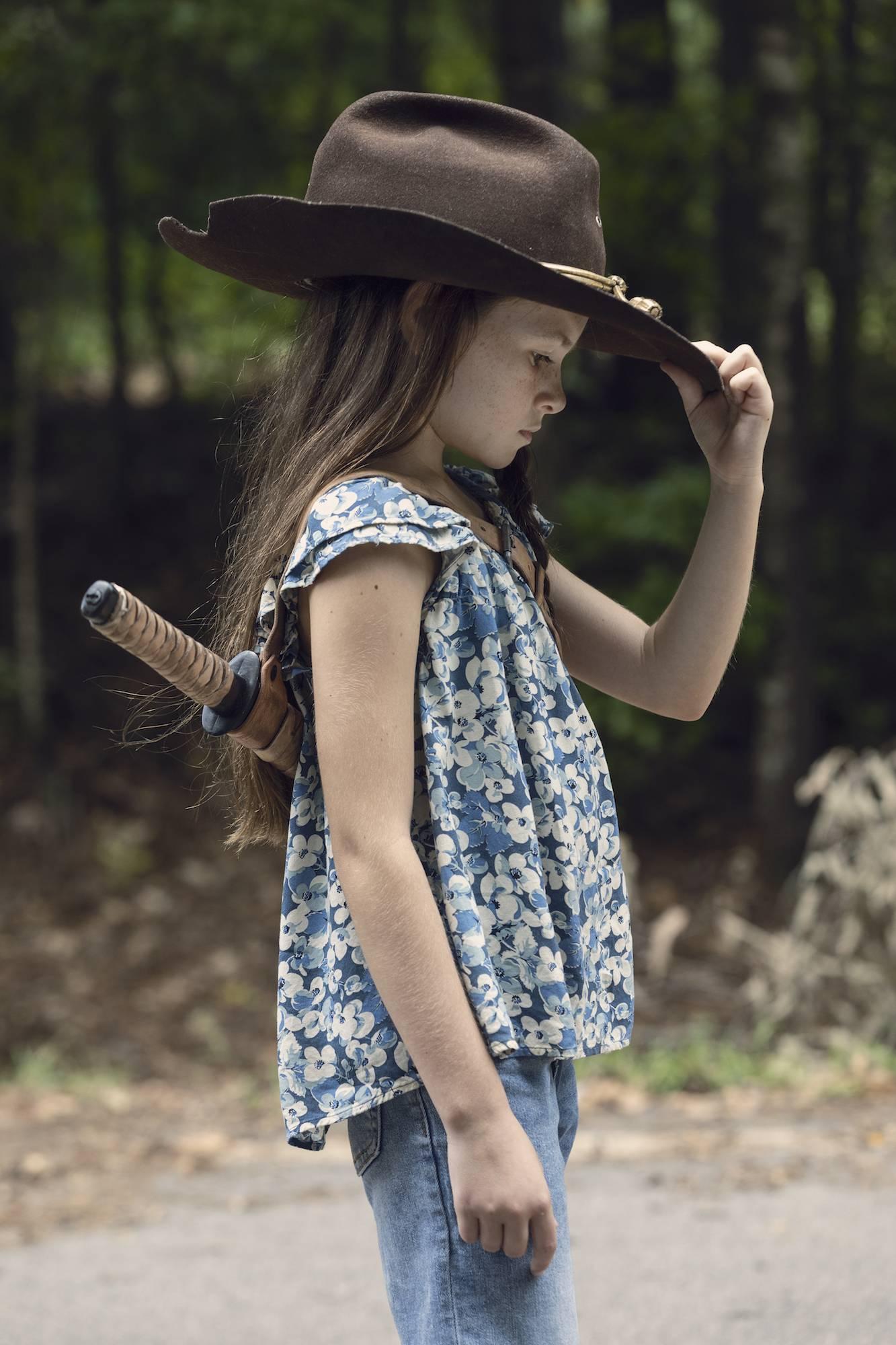 AMC продлил «Ходячих мертвецов» на десятый сезон. 8