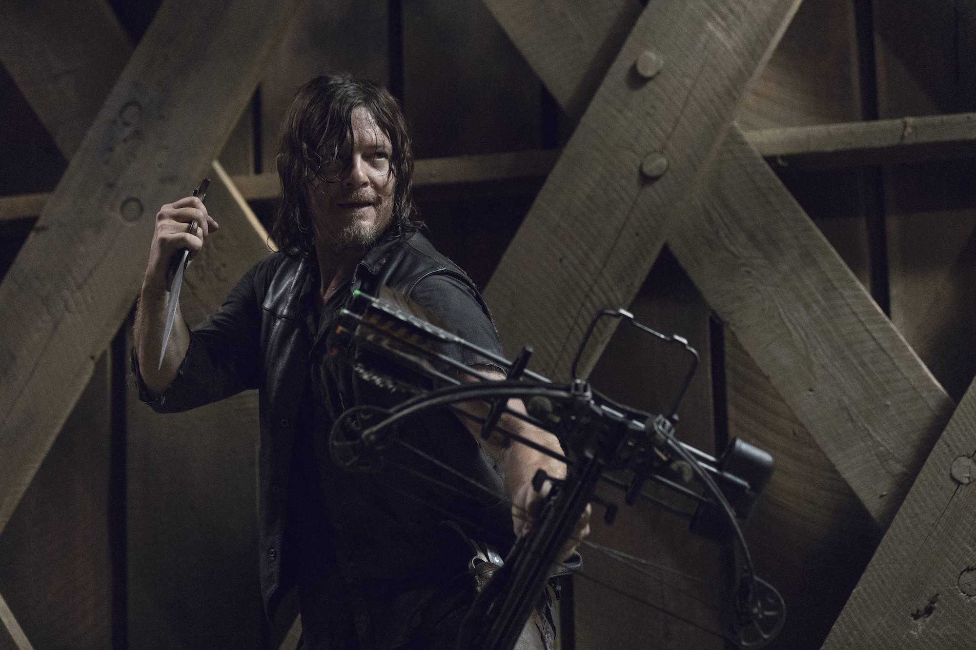 AMC продлил «Ходячих мертвецов» на десятый сезон. 5