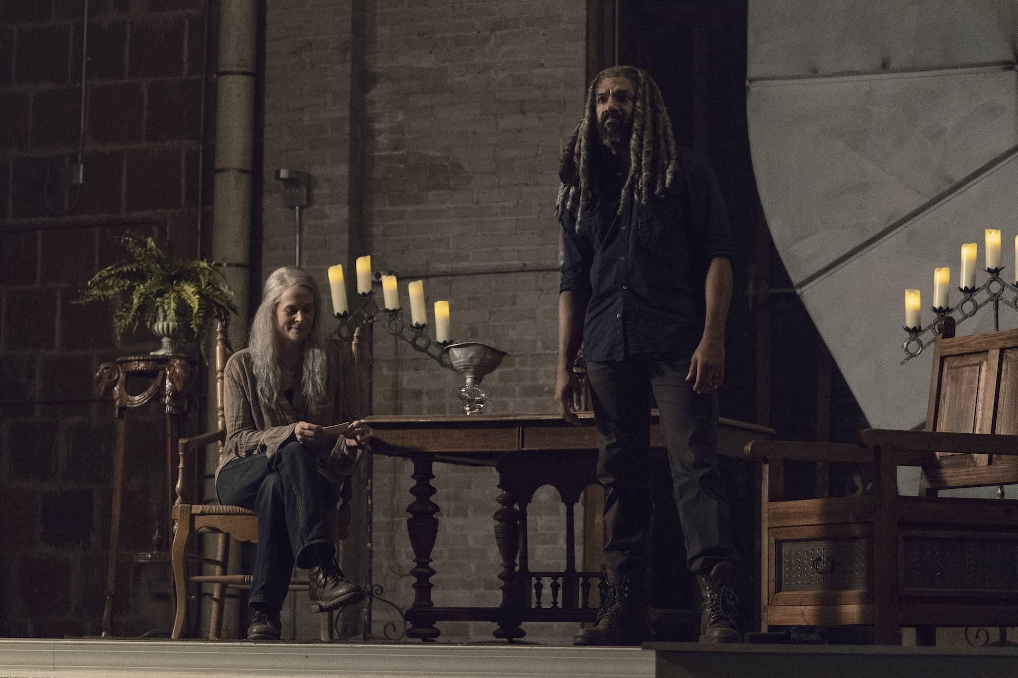 AMC продлил «Ходячих мертвецов» на десятый сезон. 4