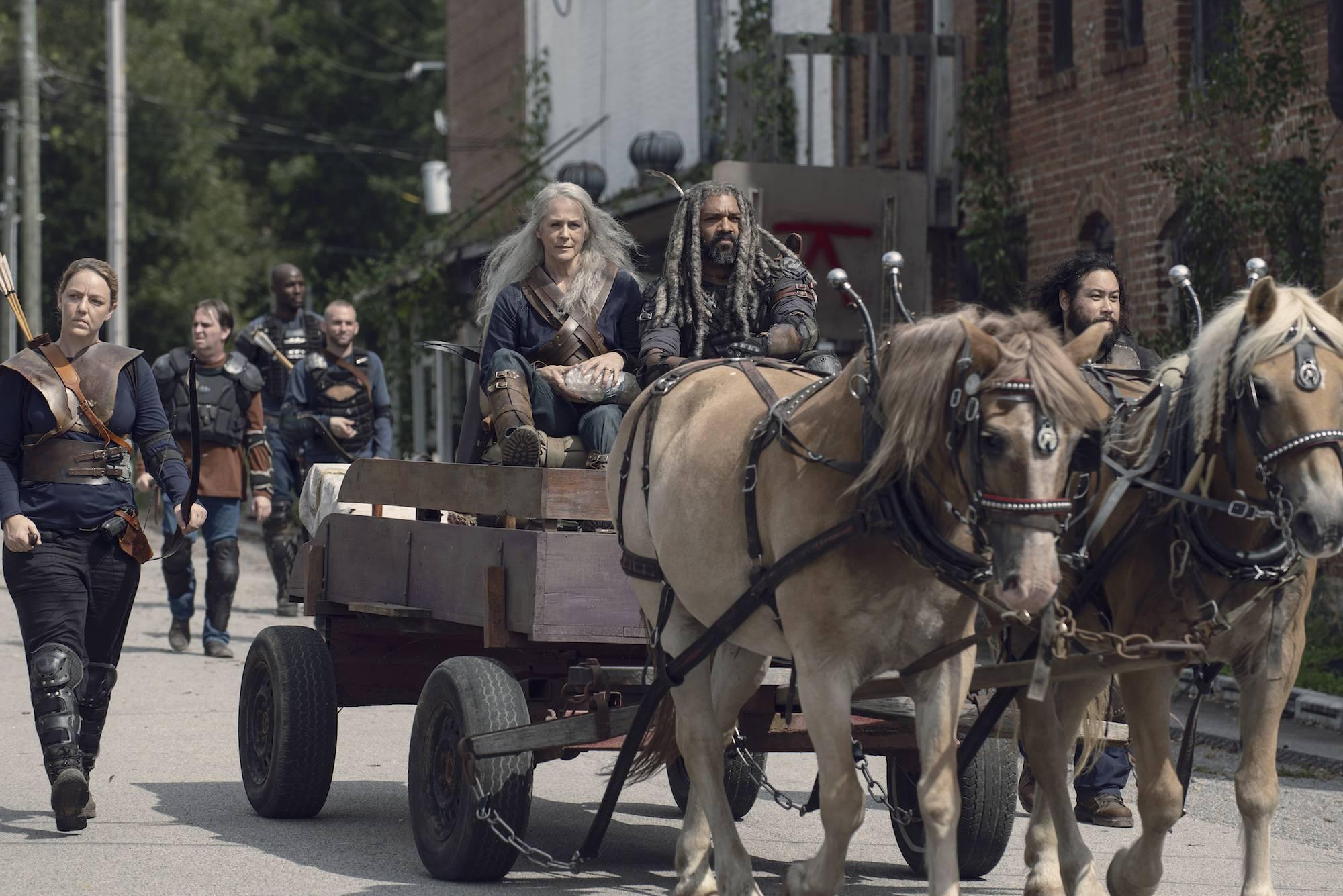 AMC продлил «Ходячих мертвецов» на десятый сезон. 3