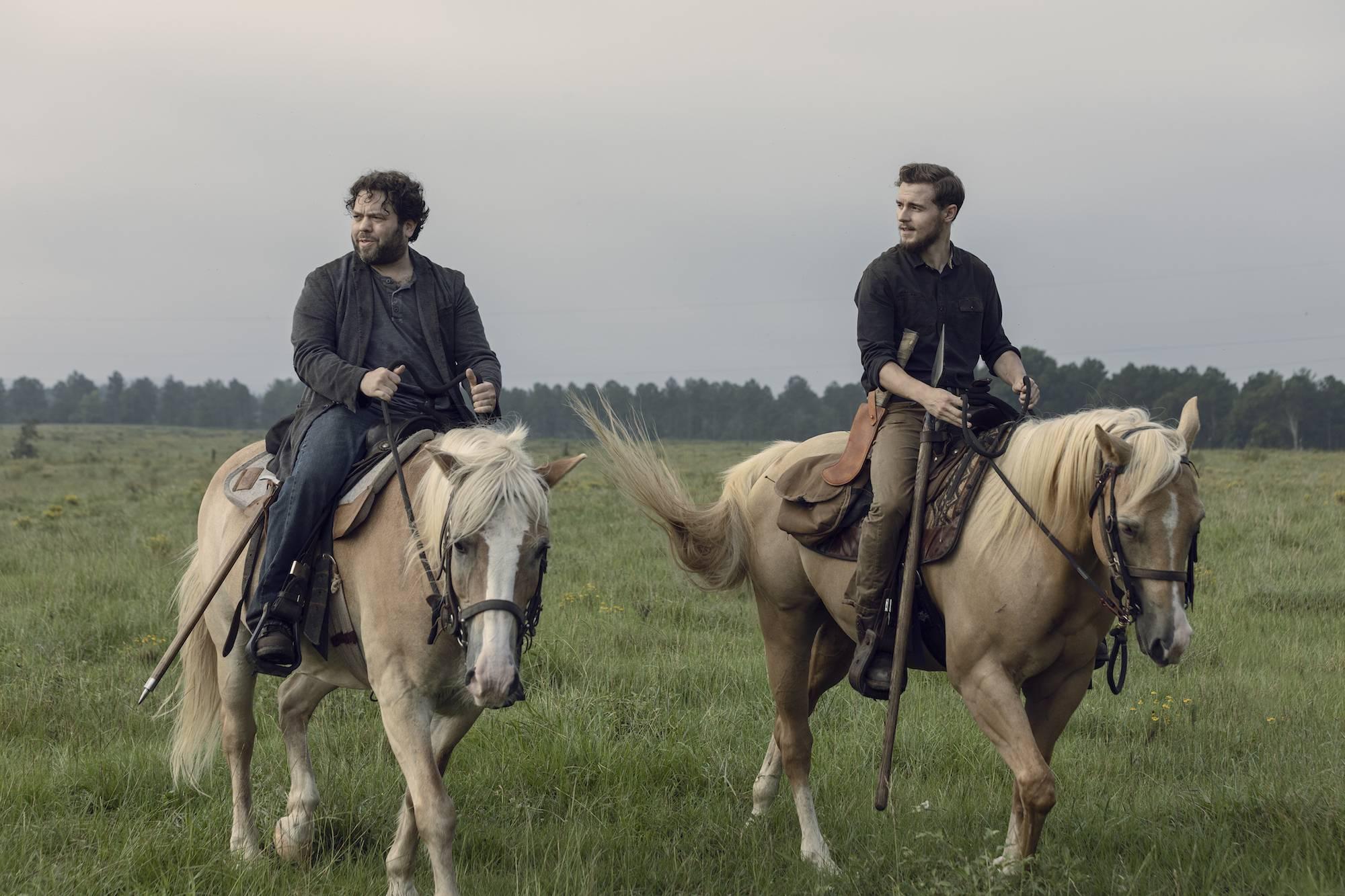 AMC продлил «Ходячих мертвецов» на десятый сезон. 2