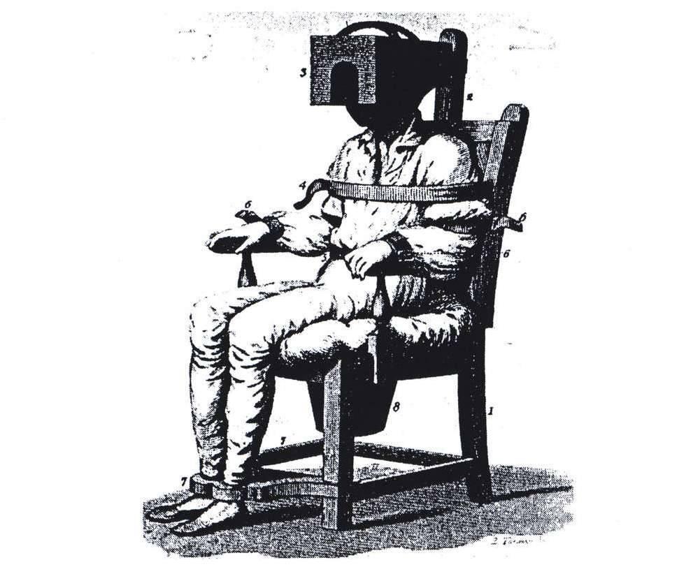 Бедлам, лоботомия и цепи: жуткая история психиатрии 31