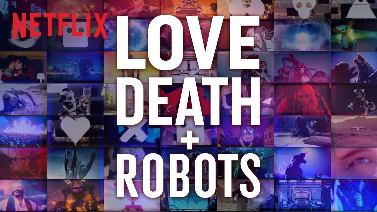 Вышел трейлер антологии «Любовь, смерть и роботы» от Тима Миллера и Дэвида Финчера