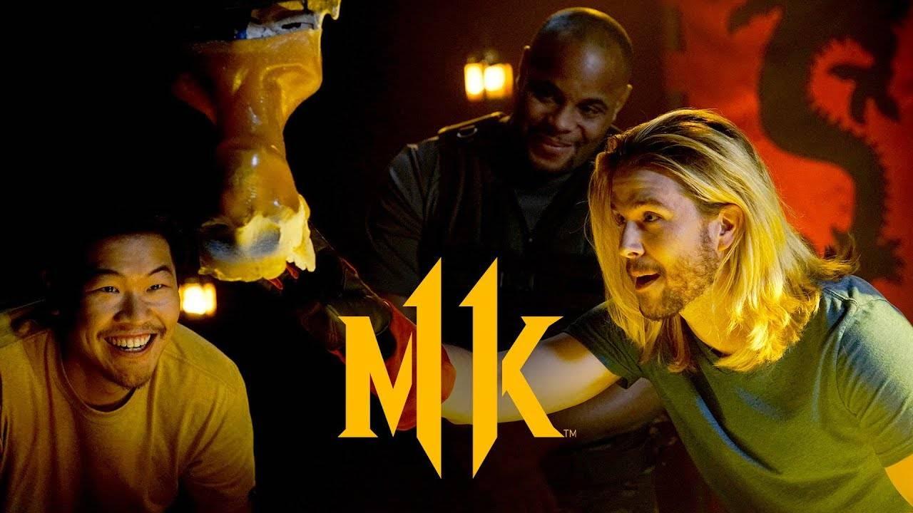 YouTube-шоу «Наука Mortal Kombat» — фаталити в реальной жизни