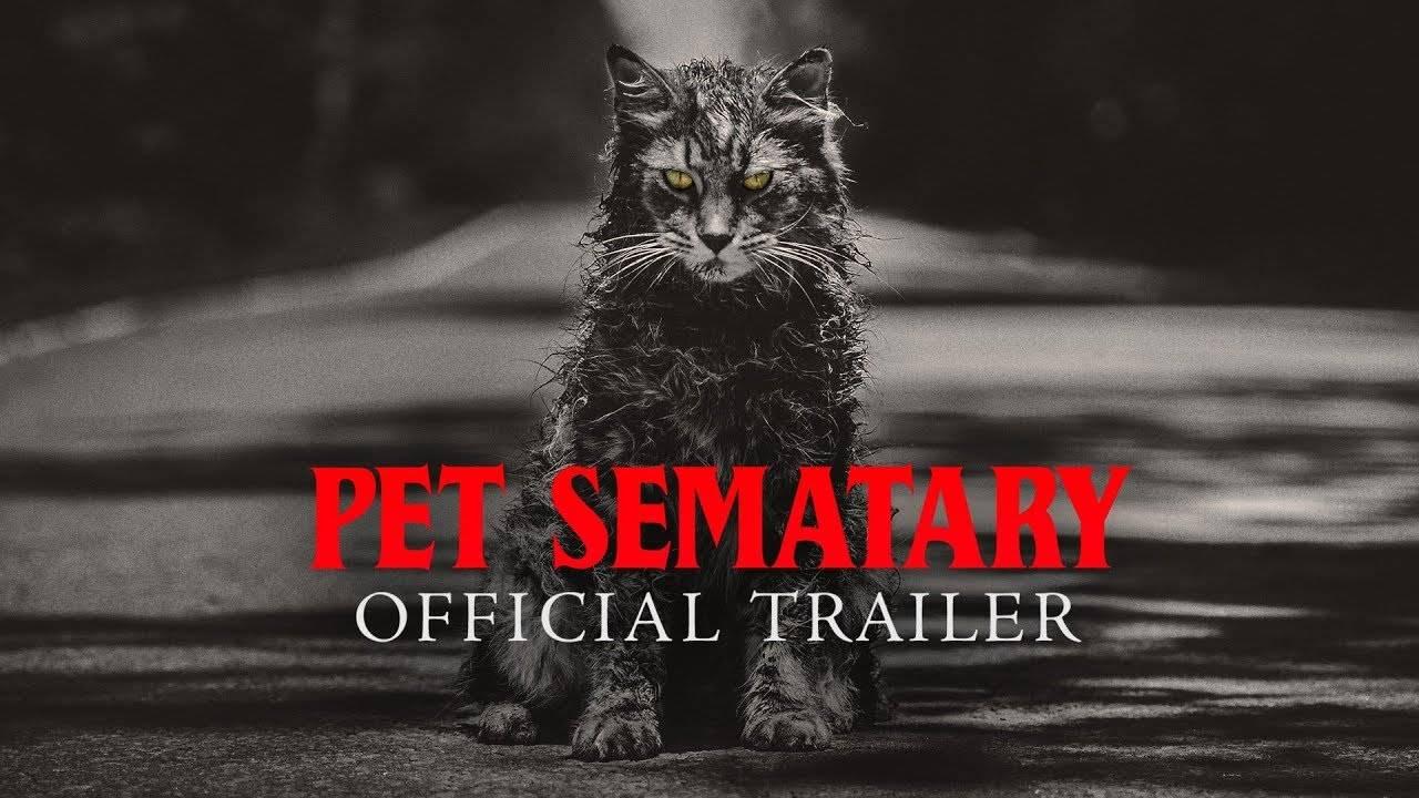 Полноценный трейлер «Кладбища домашних животных» 1