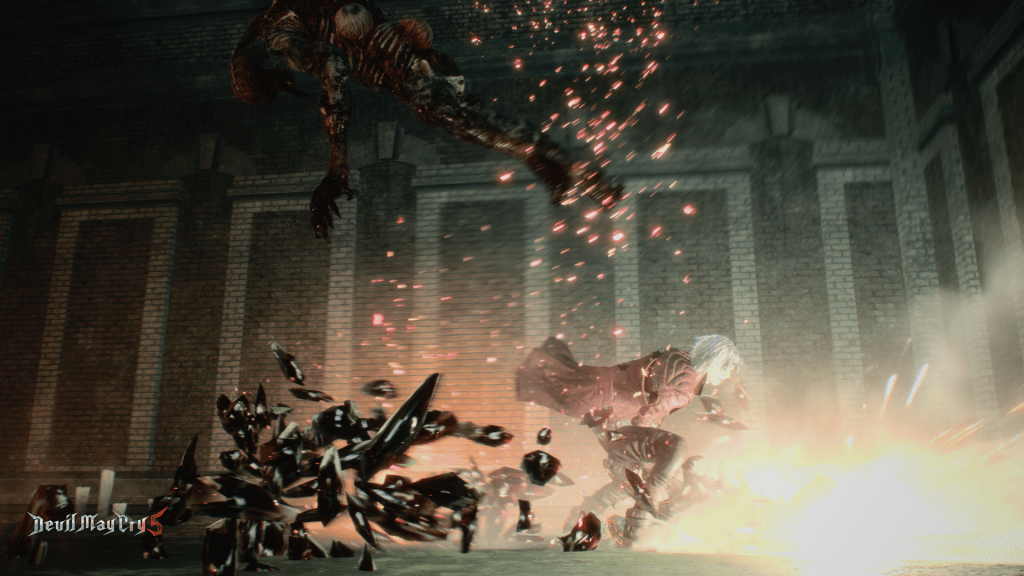 Обзор Devil May Cry 5. Ад аль-денте 6