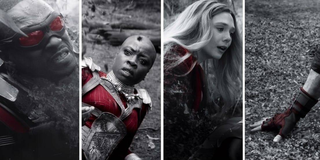 «Мстители: Финал» — 42 детали, которые мы увидели в трейлере 15