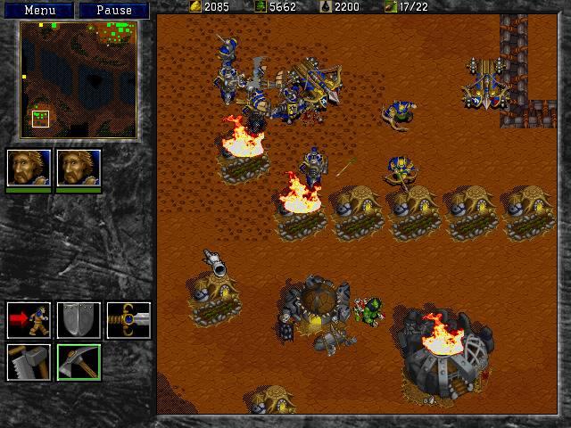 Blizzard и GOG выпустили в продажу первые две части Warcraft 3