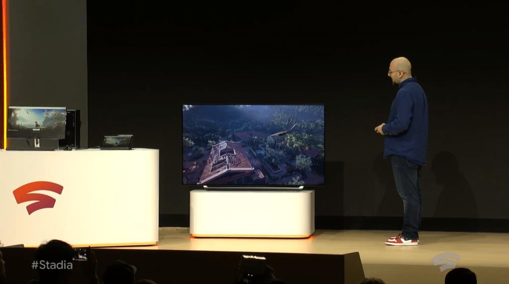 Google Stadia — новая веха развития игровой индустрии?