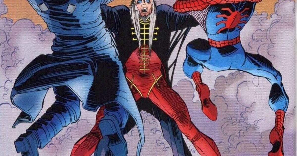 Кто есть кто в «Морбиусе» — сольном фильме про ещё одного врага Человека-паука 1