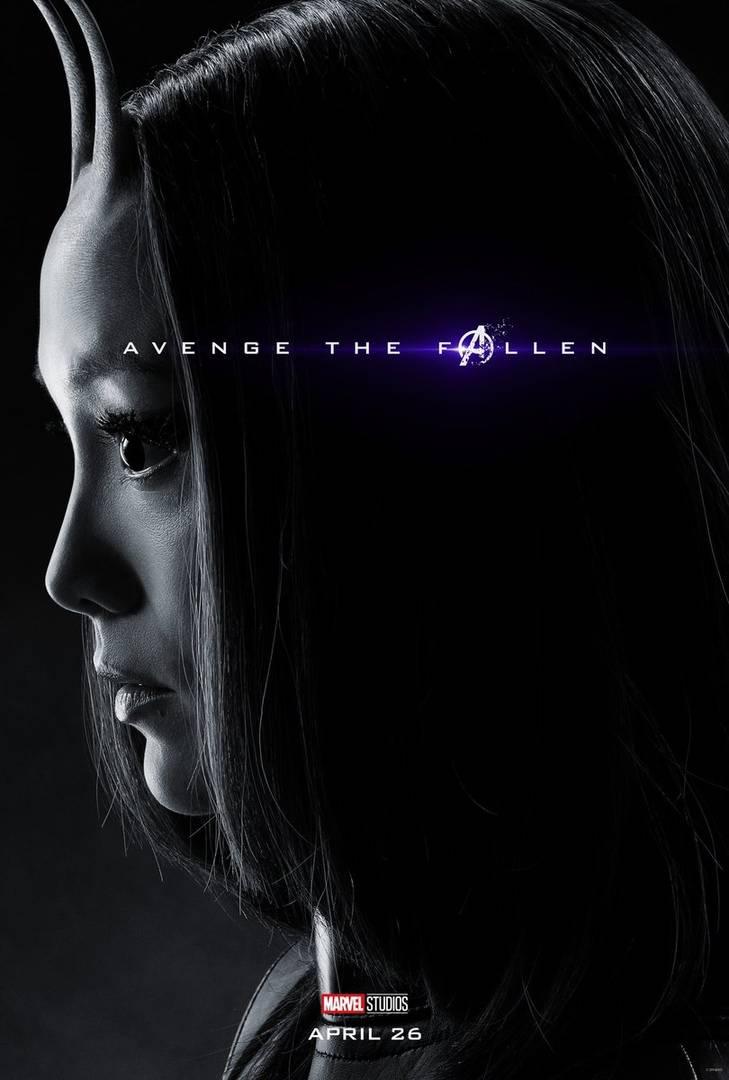 Студия Marvel показала 32 постера к фильму «Мстители: Финал» 17