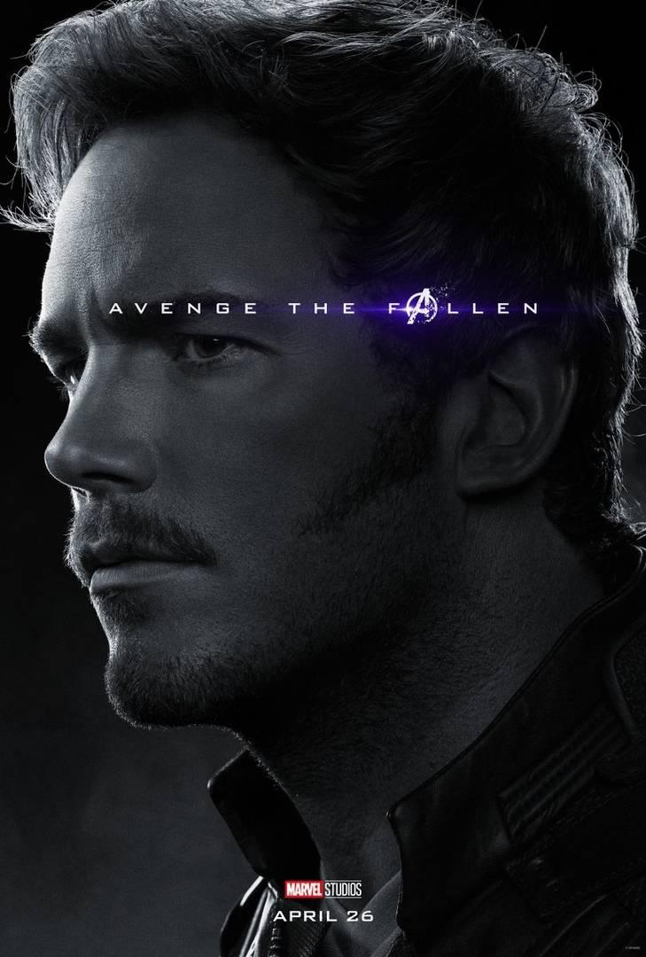 Студия Marvel показала 32 постера к фильму «Мстители: Финал» 16