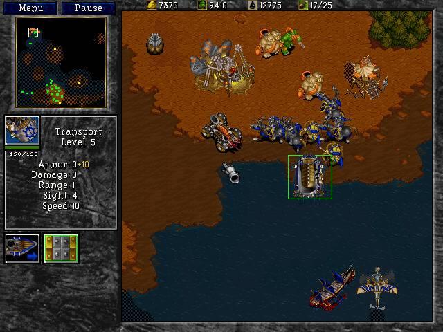 Blizzard и GOG выпустили в продажу первые две части Warcraft 1
