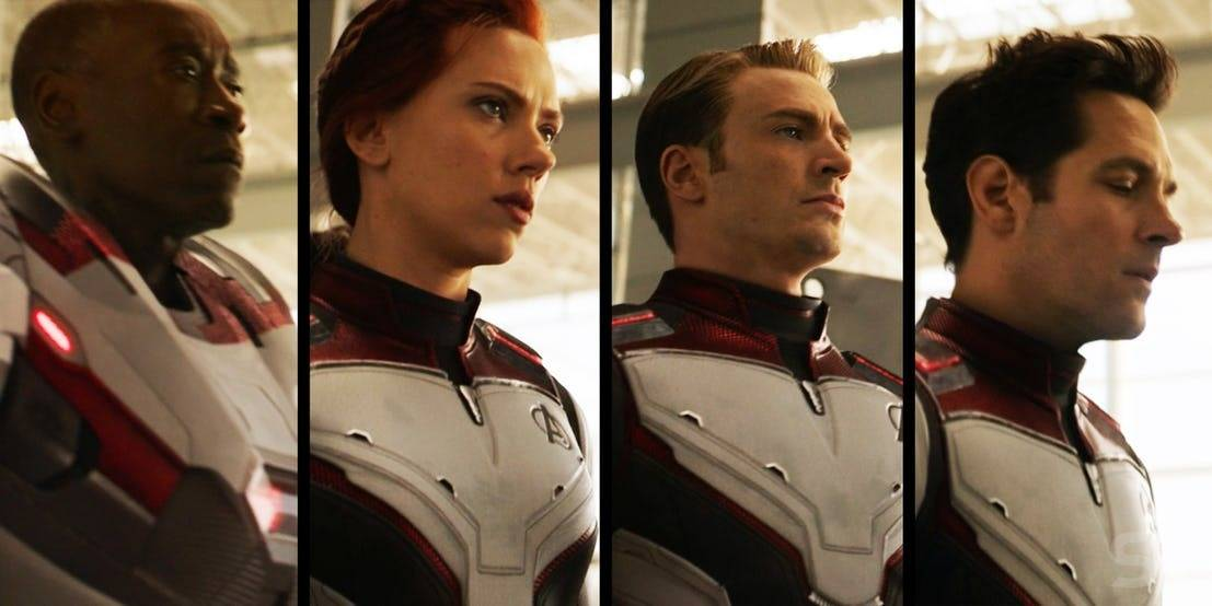 «Мстители: Финал» — 42 детали, которые мы увидели в трейлере 36