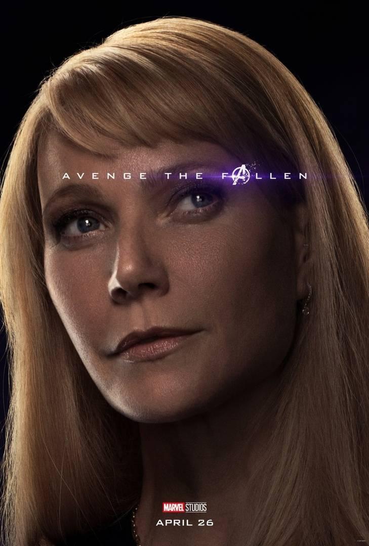 Студия Marvel показала 32 постера к фильму «Мстители: Финал» 2