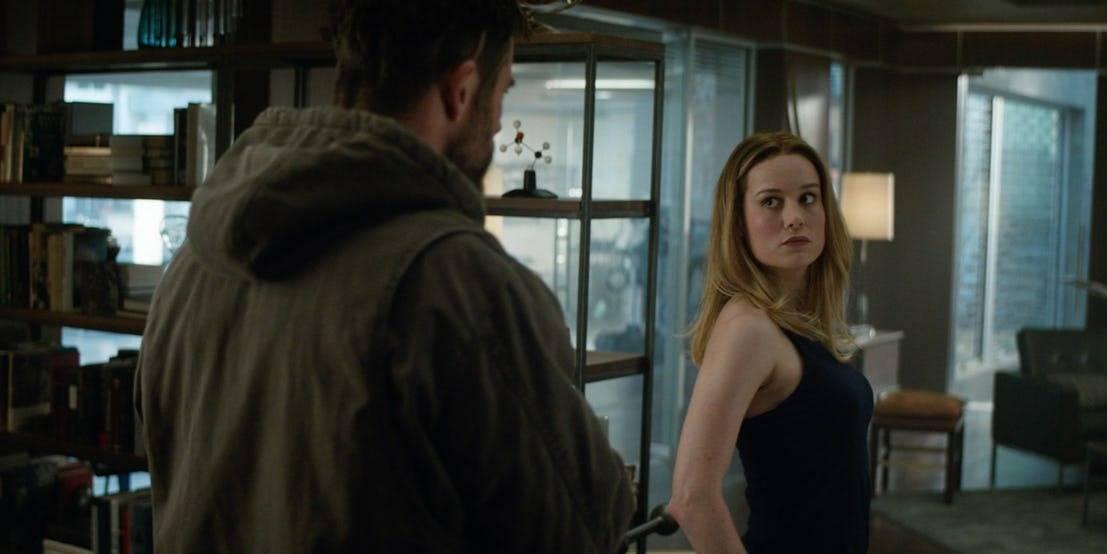 «Мстители: Финал» — 42 детали, которые мы увидели в трейлере 38