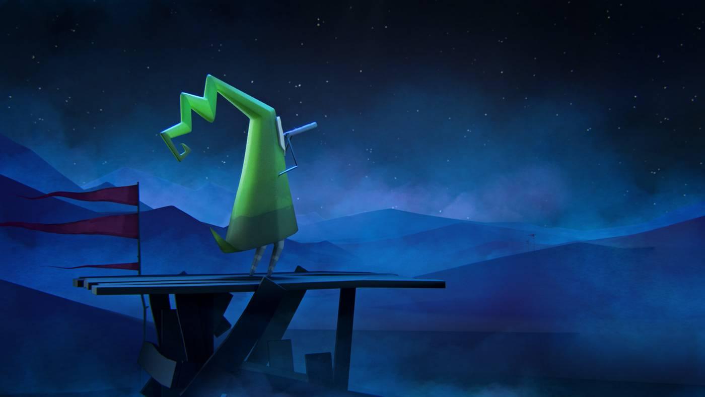 Короткометражка Forest Dreams: изумительный ролик о ночных чудесах 2