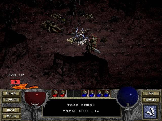 Blizzard и GOG выпустили в продажу первую Diablo — впервые в «цифре» 1