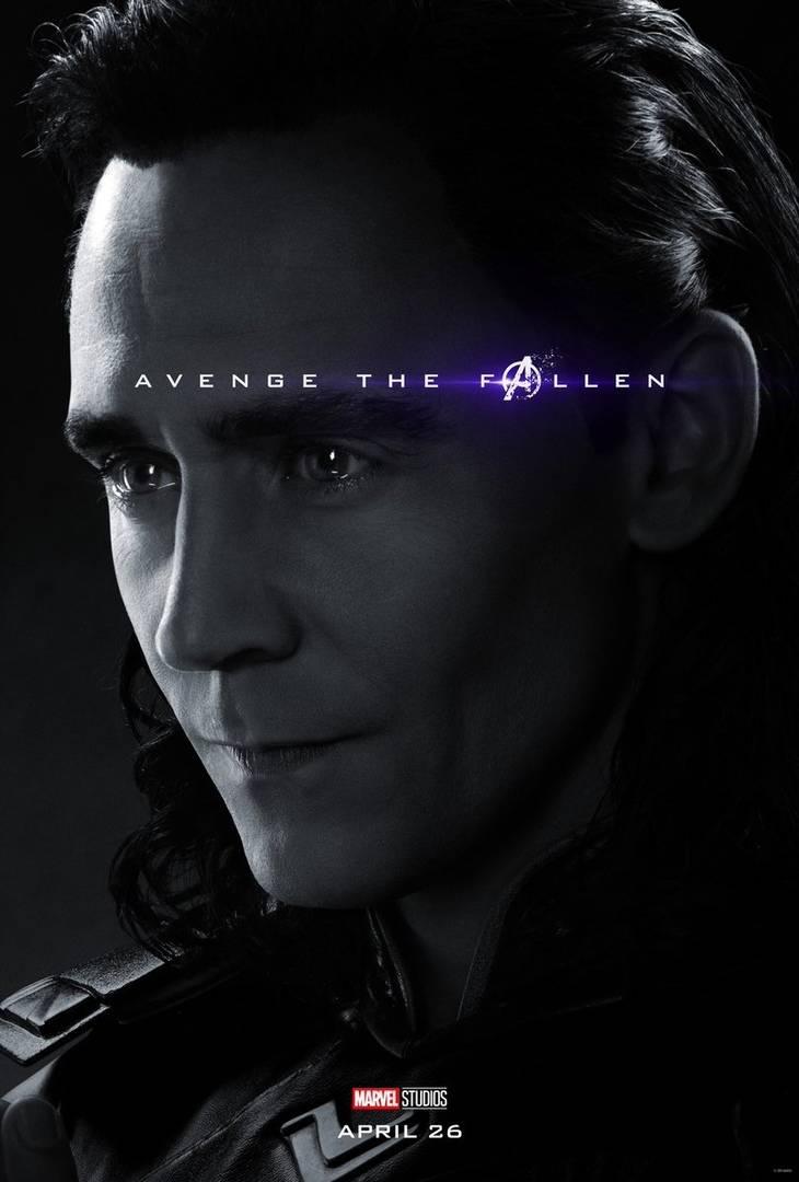 Студия Marvel показала 32 постера к фильму «Мстители: Финал» 18