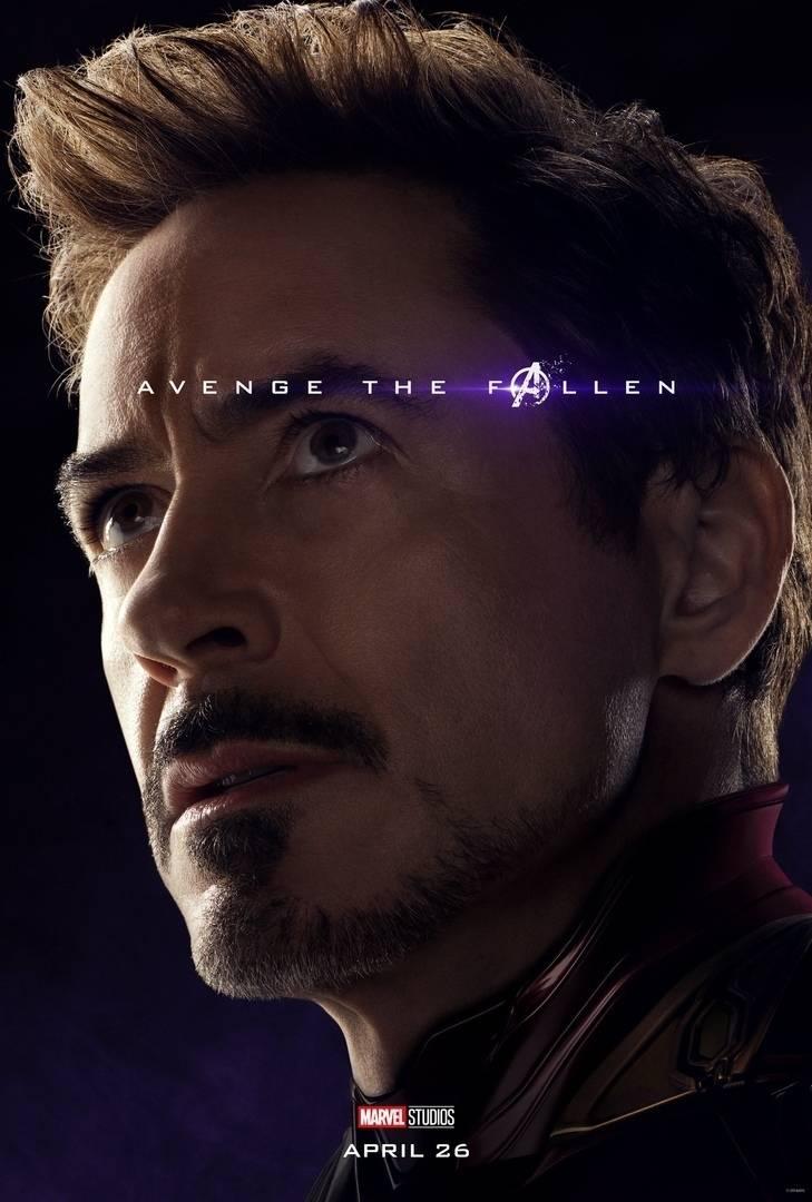 Студия Marvel показала 32 постера к фильму «Мстители: Финал» 1