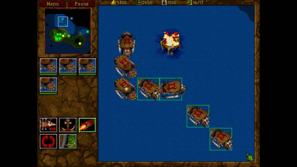 Blizzard и GOG выпустили в продажу первые две части Warcraft 2