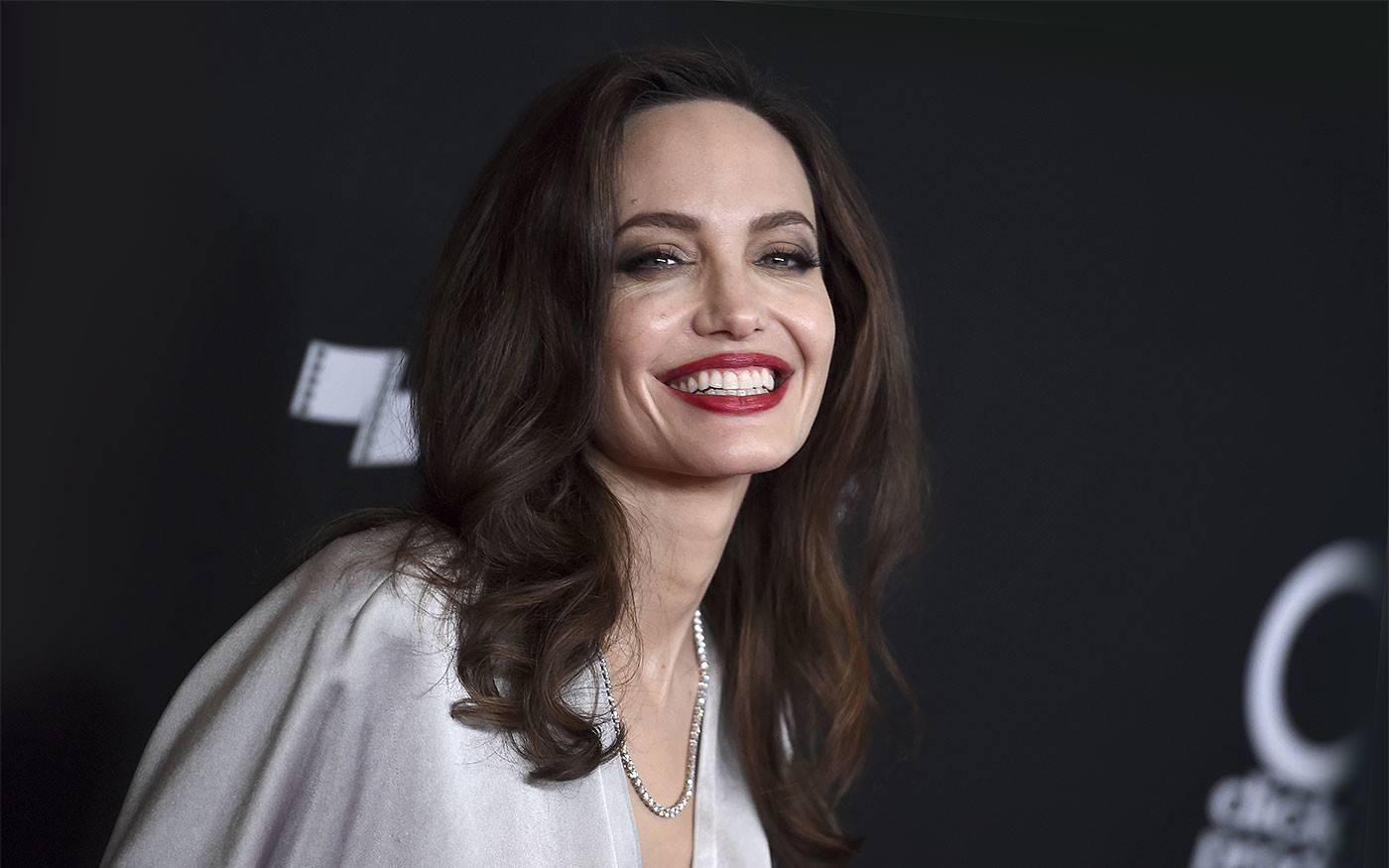 СМИ: Анджелина Джоли может сыграть некую роль в фильме «Вечные» от Marvel