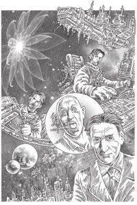 Ойкумена: космическая вселенная Г. Л. Олди 3