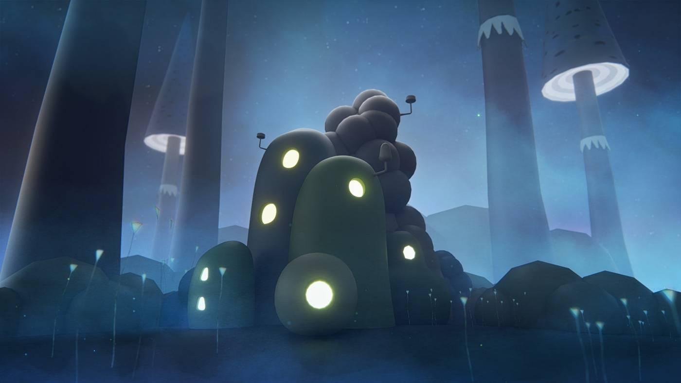 Короткометражка Forest Dreams: изумительный ролик о ночных чудесах 3