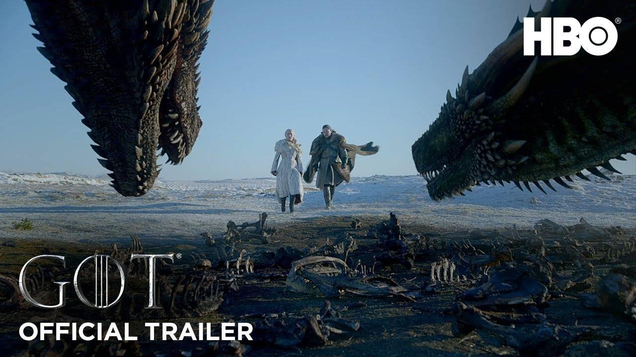 «Язнаю смерть»: вышел первый трейлер 8 сезона «Игры престолов»