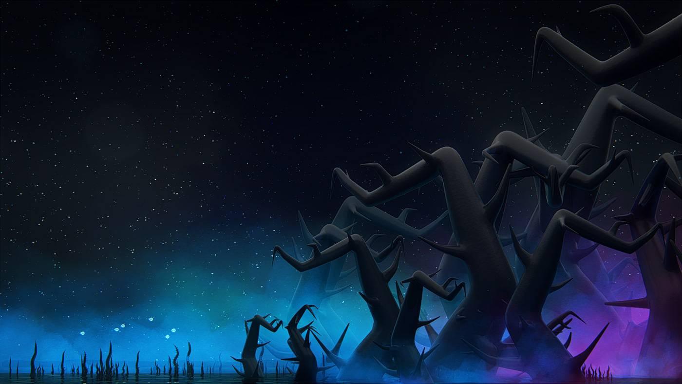 Короткометражка Forest Dreams: изумительный ролик о ночных чудесах 1