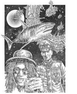 Ойкумена: космическая вселенная Г. Л. Олди