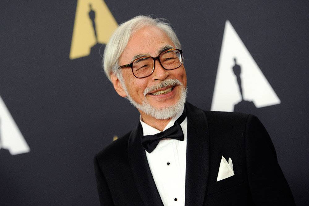 Миядзаки продолжит снимать фильмы. Так считает президент студии Ghibli