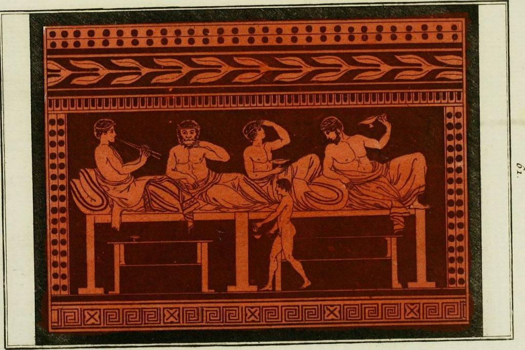 Кухня Древней Греции: что ели философы и гетеры 1