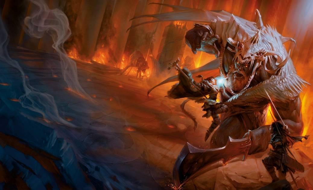 Предзаказ русскоязычного издания Dungeons & Dragons 5ed стартует на CrowdRepublic 4 апреля