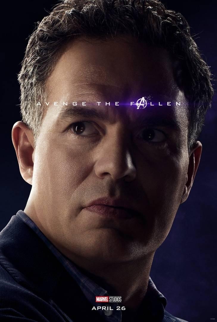 Студия Marvel показала 32 постера к фильму «Мстители: Финал» 3