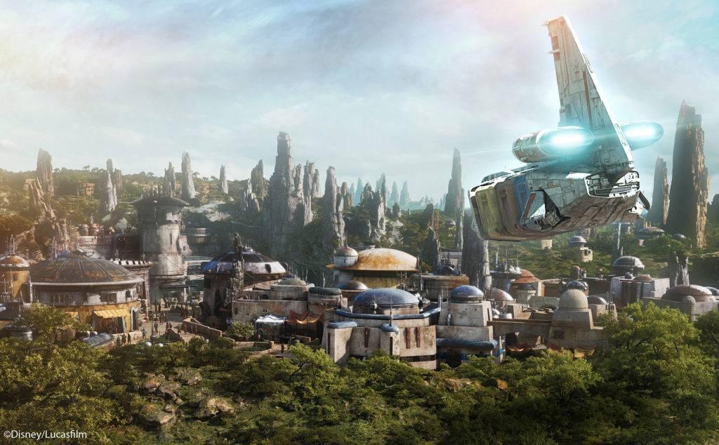 «Диснейленд» по «Звёздным войнам»: что будет в Galaxy's Edge 1