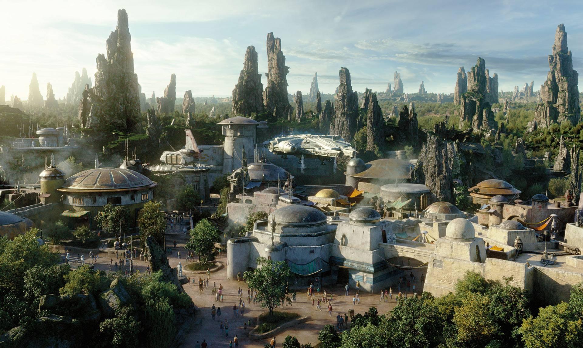 «Диснейленд» по «Звёздным войнам»: что будет в Galaxy's Edge 2