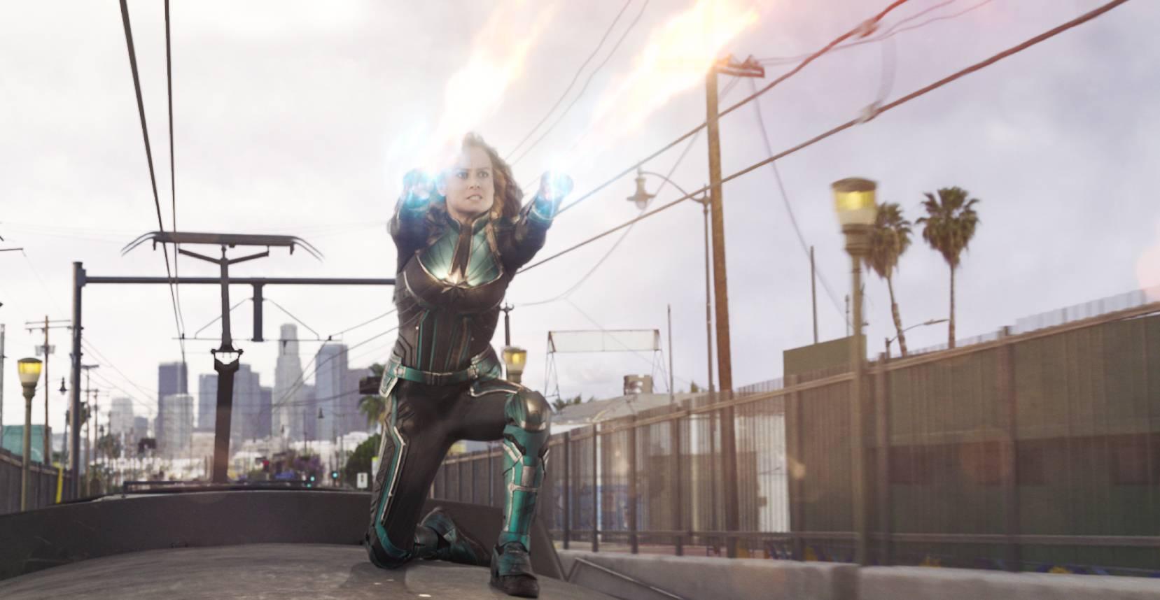 «Капитан Марвел» — фильм о слишком сильной героине 6