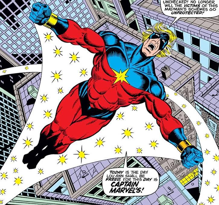Капитан Марвел в комиксах 6