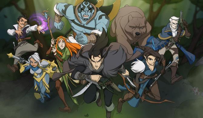 Авторы веб-сериала Critical Role собрали 3,8 миллиона долларов на анимационные эпизоды за 13 часов