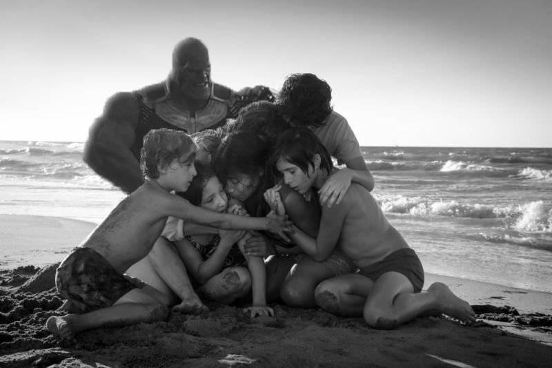 Флэшмоб: как спрятать Таноса в кадрах из других фильмов 10