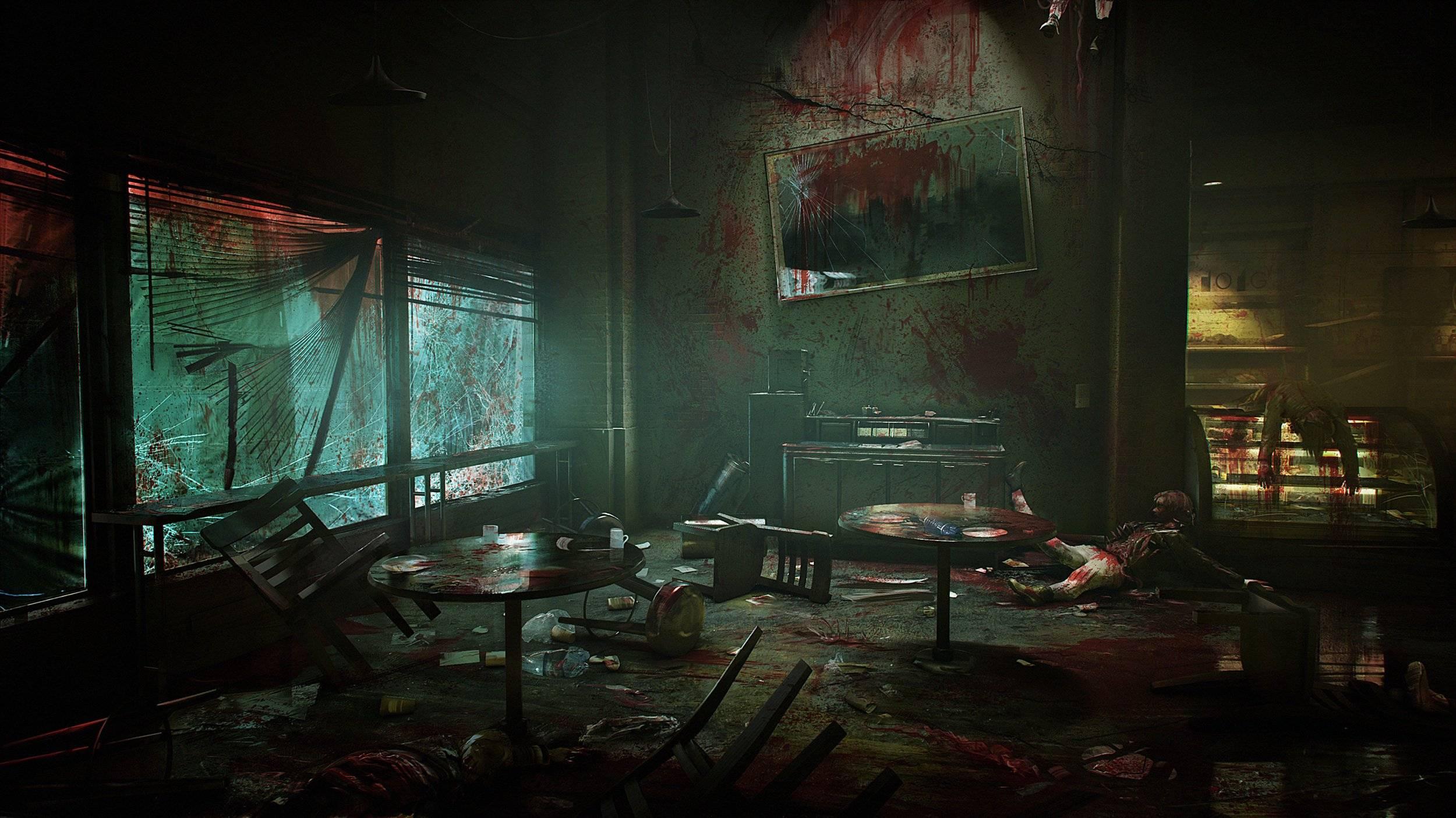 Первые кадры из следующей игры в серии Vampire: The Masquerade 2