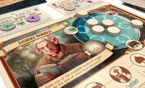 По книге «Джонатан Стрендж и мистер Норрелл» выпустят настольную игру—посмотрите на её красочные иллюстрации!