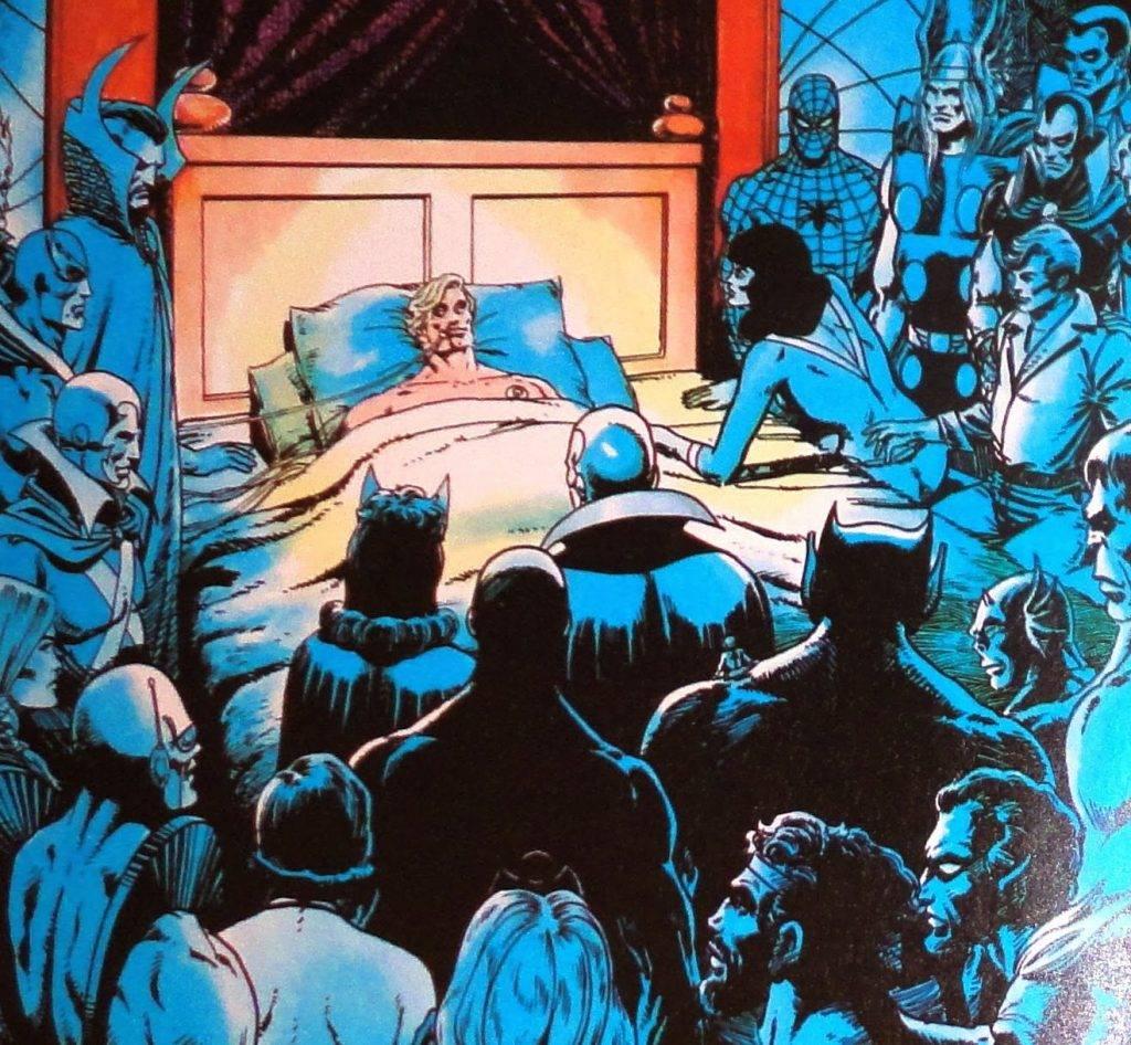 Капитан Марвел в комиксах 8